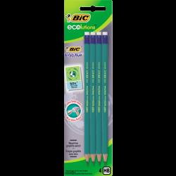 Lot 4 crayons à papier