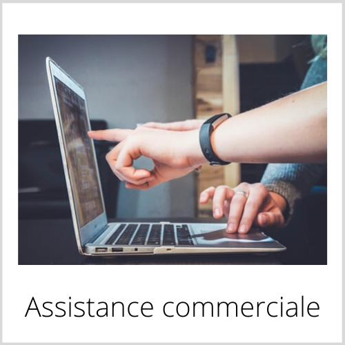 Assistance commerciale