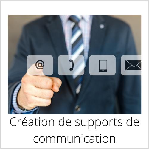 Création de supports de communication