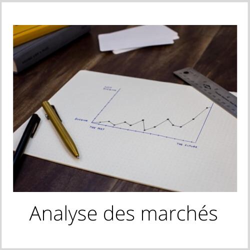 Analyse des marchés