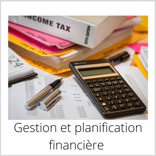 Gestion et planification financière