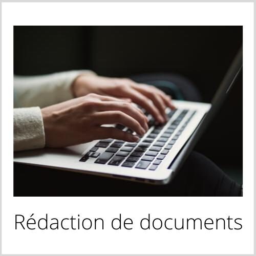 Rédaction de documents