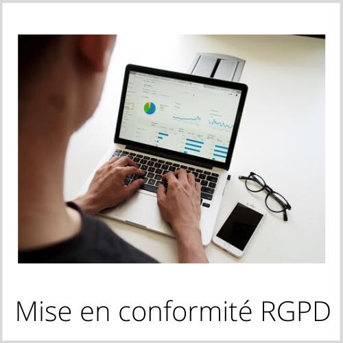 Mise en conformité RGPD