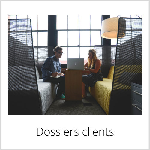 Dossiers clients