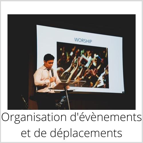 Organisation events