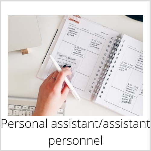 Personal assistant