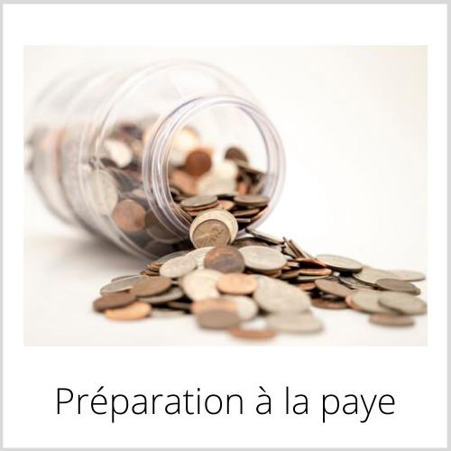 Préparation à la paye