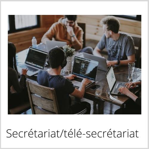secrétariat/télé-secrétariat